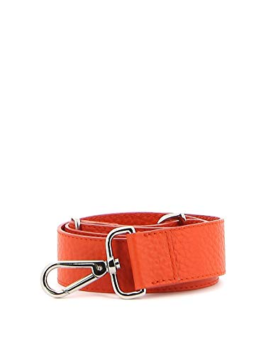 Orciani Moda De Lujo Mujer TRAC30SOFTORANGE Naranja Cuero Bandolera | Temporada Outlet
