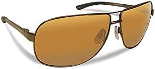 Flying Fisherman Highlander Polarized Sunglasses with AcuTint UV Blocker for Fishing and Outdoor Sports