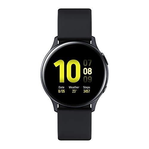 Samsung Galaxy Watch Active 2 (Bluetooth) 40mm, Aluminum, Black