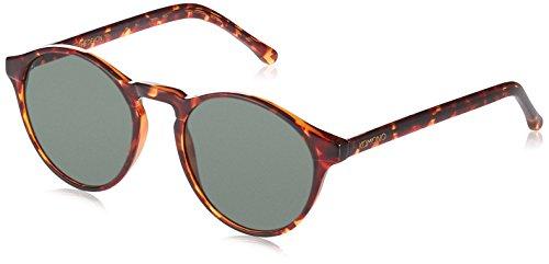 KOMONO Unisex-Erwachsene DEVON Sonnenbrille, Mehrfarbig (Tortoise 000), 51