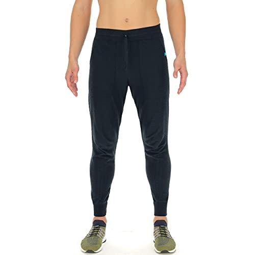 UYN Man Natural Training OW Pant Long Pantalones para Lluvia, Pizarra, Small para Hombre