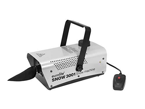 Eurolite Snow 3001 Schneemaschine 700 Watt mit kabelgebunderner Fernsteuerung