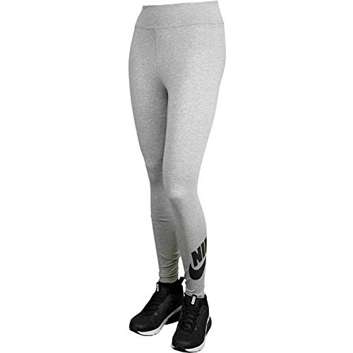 Nike Leg-A-See Futura High Waist Leggings (M, darkgrey heather)
