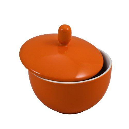 Ritzenhoff & Breker Zuckerdose Doppio orange