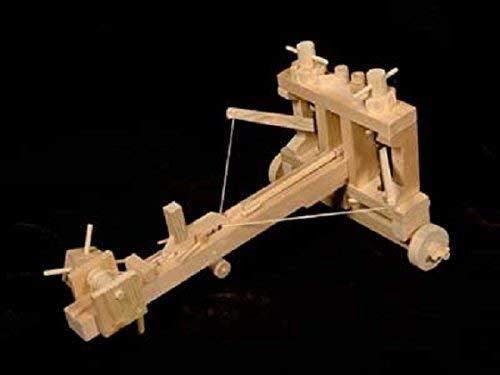 Timberkits - Ballista - Wooden Automata Kit by Timberkits