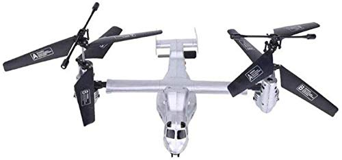 ZWJWJ Escultura 2 Colores 2 4G 4 5Ch RC Drone Control Remoto Toy Boy avión avión avión Modelo de vehículo Doble