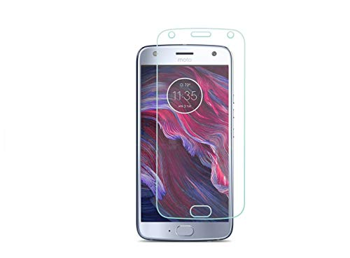 Tuta Tempered Glass with Nano tech Technology 0.26mm Highly Transparency Matte Screen Protector for Motorola Moto X4 (Pack of 1)