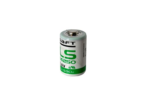 Pufferbatterie Backup Batterie Siemens Simatic S5-95U 3,6V 1,2Ah 1/2AA kompatibel