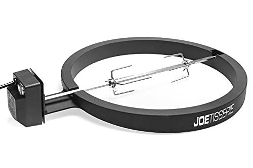 Kamado Joe KJ-TISSERIENA JoeTisserie Classic Joe, One Size, Black