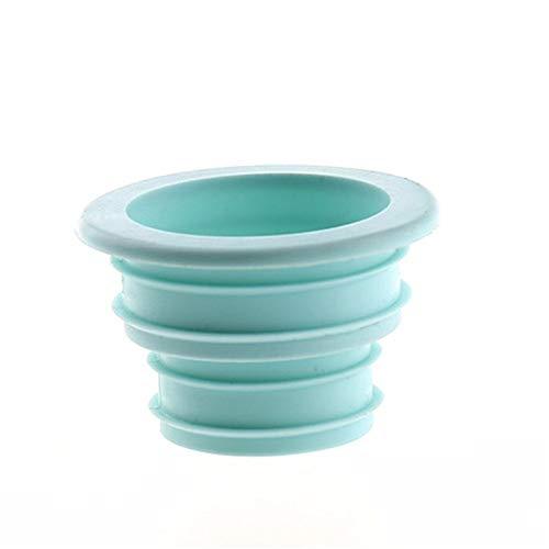 Tubo de alcantarillado Control de plagas Desodorante de gel de silicona Anillo de sello de lavado de la piscina Piso drenaje Tapón de sellado de agua Trampa de agua