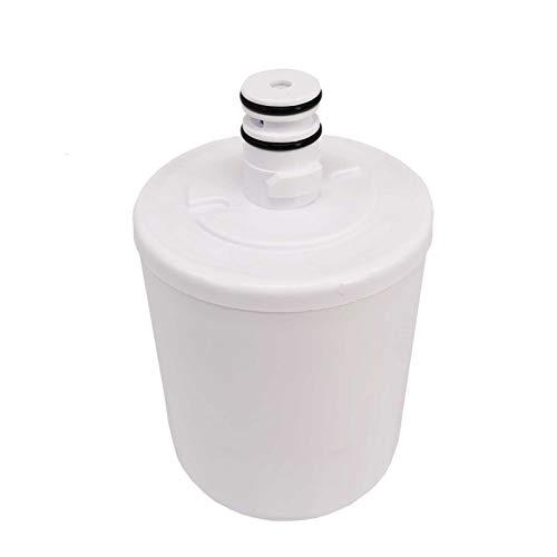 Filtro de agua para frigorífico compatible con LG LT500P, 5231JA2002A, 5231JA2002A-2, 5231JA2002A-S, 5231JA2002B, ADQ72910901, AP250R, SGF-LA22, T2004CNZ1648-0019, DCNNN9, DCNNNNN9. Z5231 JA2002.