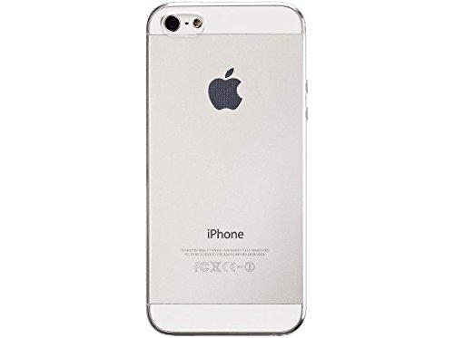 Artwizz 7969-1564 NextSkin Schutzhülle (geeignet für Apple iPhone SE und iPhone 5/5S) transparent