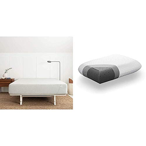 Find Discount Nod Hybrid by Tuft & Needle Full Sleep Set, Nod Hybrid Mattress + 2 Standard Pilows