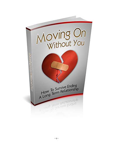 Moving On Without You (English Edition)