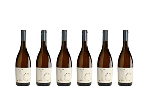 Altavins Viticultors | Vino Blanco Ilercavònia 2019 | D.O. Terra Alta | Pack de 6 botellas de 75cl.