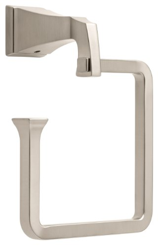 Delta Faucet 128891 Dryden Towel Ring, Brilliance Stainless Steel