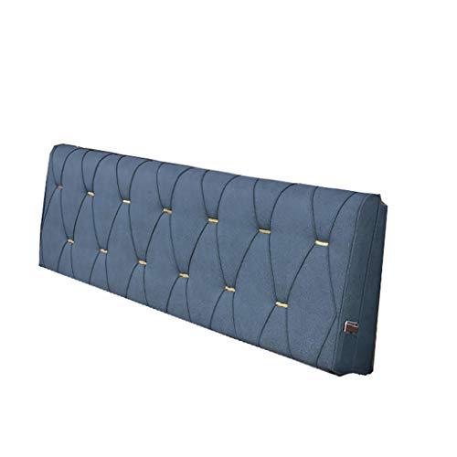 Dossier de tête de lit Tête de lit luxueux oreiller amovible chambre tridimensionnelle coussin coussin oreiller coussine protection tatami coiffe mousse oreillers lombaire Oreiller de lecture triangul