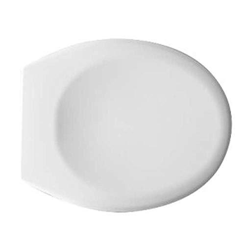Abattant axe WC thermodur D051 Double charnière universelle 44,8 x 37,3 Blanc