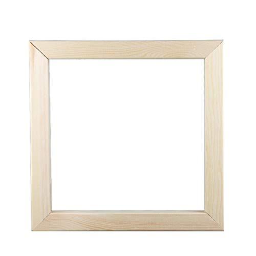 Puzzles für Erwachsene, 5D Diamond Painting Frame Foto Bilderrahmen DIY Kreuzstich Stickerei Holz B Eaylis