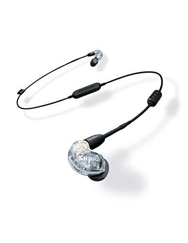 SHURE High Sound Insulation Drahtloser Kopfhörer SE215 ...