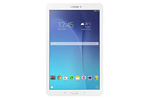 Samsung Galaxy Tab E SM-T561 8GB 3G White tablet - tablets (1.3 GHz, 1.5 GB, 8 GB, MicroSD (TransFlash), Flash, 128 GB) [Versione Straniera]