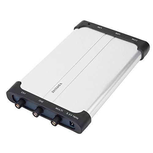 Virtual Oscilloscope, Multi Channel Oscilloscope, Practical Convenient Repairing for PC Fixing Table Pc