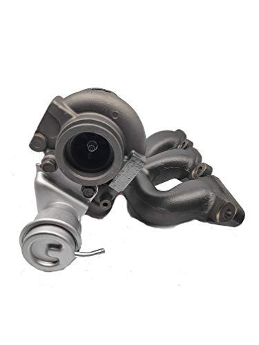 Turbocompressore per Motore Auto MTM4676RB Rigenerato da ATG, Certificato, 1 Anno di Garanzia