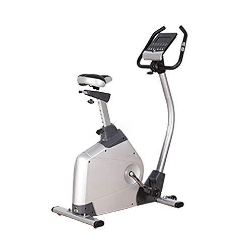 Esercizio attrezzature per il fitness in bicicletta Controllo magnetico del carico 120kg di esercizi a casa in bicicletta con display a LED mute perdita di peso cyclette indoor cycling moto sport alle