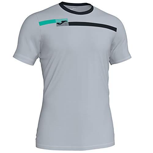 Joma - Camiseta Open M/C Gris Hombre
