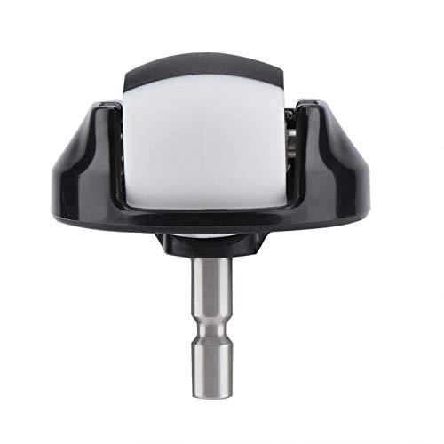 Cerlingwee Sostituzione delle Ruote della Ruota di Guida Comoda Ruota Universale Stabile e sicura per IRobot Ruota Girevole di Roomba per Sedia da Ufficio