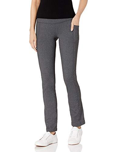 Skechers Walk Go Flex 4 Pocket Boot Cut Pant Pantis, Gris Mezclado, S para Mujer