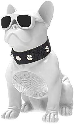 LAKD Bluetooth Speaker Nano Wireless Bluetooth Speaker Bull Dog Altoparlante Subwoofer Altoparlante Computer Multiuso Tf Mp3 Player Bianco - Trova i prezzi più bassi