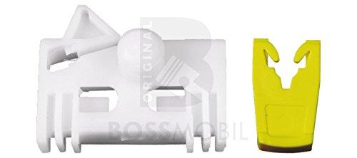 Bossmobil C3 Pluriel (HB_), Delantero derecho, kit de reparación de elevalunas...