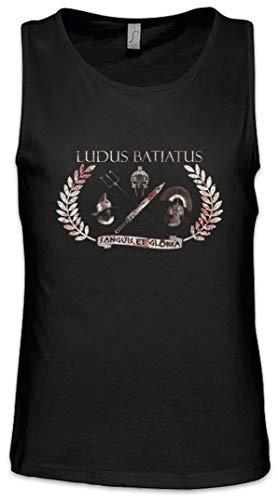 Urban Backwoods Ludus Batiatus Spartacus Hombre Camiseta Sin...