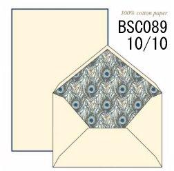 ロッシ1931 レターセット 16 x 21.5cm BSC089