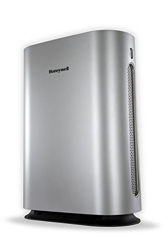Honeywell Air Touch-S8 Smart and App Based Room Air Purifier (Royal Silver)