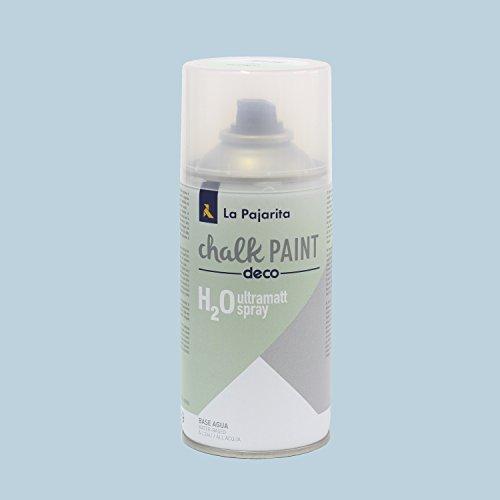 La Pajarita 100999 Spray de Pintura, Azul Cristal