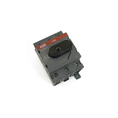 ABB Isolator OT63F3 63 A 3-poliger Sockel