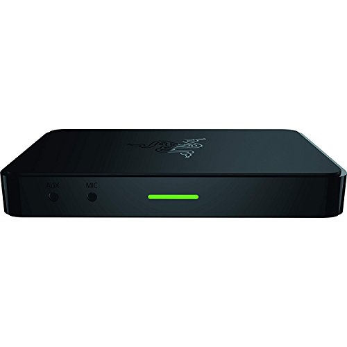Razer Ripsaw 2016 1080p Capture Card: 1080p Game Capture in 60FPS - Ultra-Low Latency Stream...