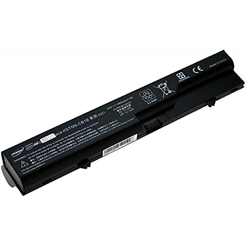 Powery Batería de Alta Capacidad para HP 620, 11,1V, Li-Ion