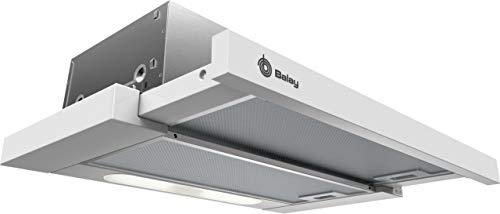 Balay 3BT263MB - Campana (360 m³/h, Canalizado/Recirculación, E, D, D, 68 dB)
