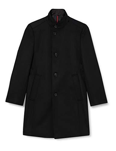 HUGO Herren Dress Coat Mintrax2041, Black (1), 50