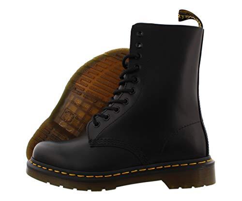 Dr. Martens 1490 Smooth 59 Last BLACK, Unisex-Erwachsene Combat Boots, Schwarz (Black), 39 EU (6 Erwachsene UK)