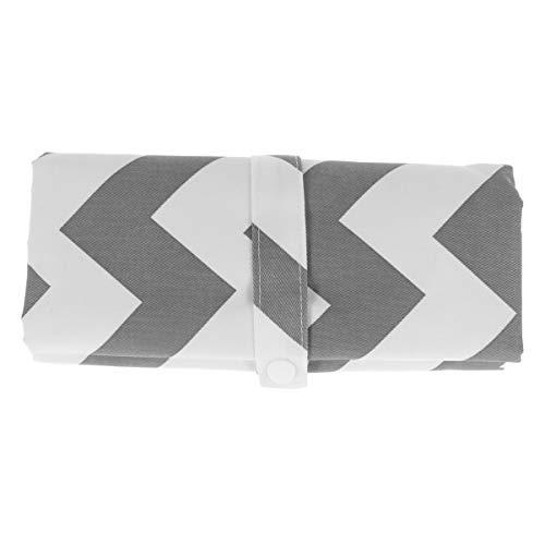 Supvox Wickelauflage wasserdicht Windelmatte faltbare Windelauflage Piss Barrier Matte für Neugeborene Säuglingsreisen außerhalb