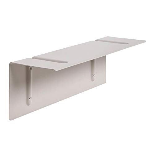 HAY Brackets Incl. Wandregal 60x20cm, Blush pink pulverbeschichtet