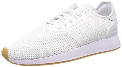 adidas N-5923, Zapatillas de Gimnasia Hombre, Blanco (FTWR White/FTWR White/Gum4 FTWR White/FTWR White/Gum4), 43 1/3 EU ⭐