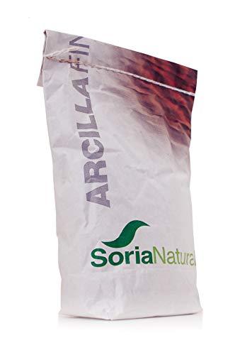 Soria Natural ARCILLA FINA 1Kg ROJA