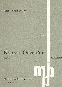 Concierto Overture (C menor)