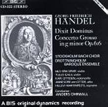 Dixit Dominus/Ct Grossi: G.F. Handel: Amazon.es: Música