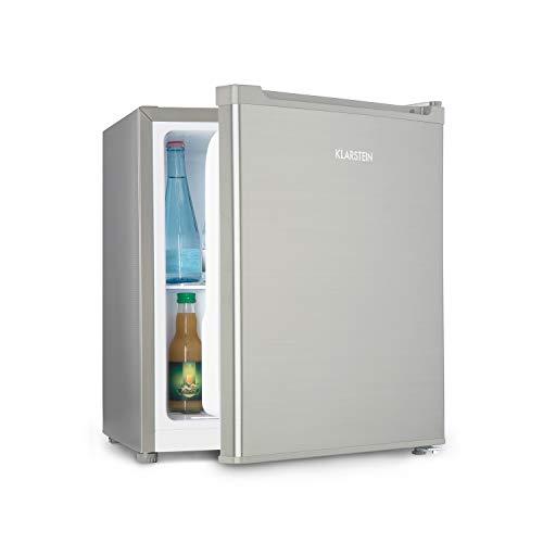 Klarstein Snoopy ECO - Minifrigo con Congelatore, Mini Frigorifero, Capacità 46L, Congelatore...